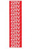 ADESIVO 220 VOLTS