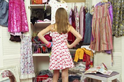 Evitar mofo no guarda-roupas