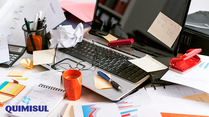 Dicas para organizar escritórios