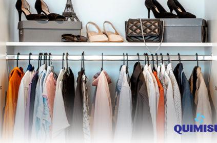 Organize seu guarda-roupa para a primavera