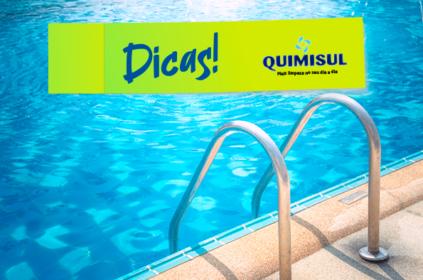 Cuidados essenciais com piscinas