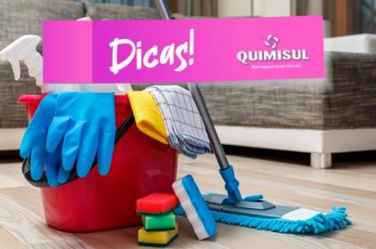 Principais cuidados com a limpeza no verão