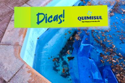Cuidados com sua piscina para evitar dengue