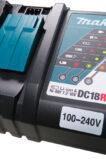 CARREGADOR DE BATERIA BI-VOLT DC18RC